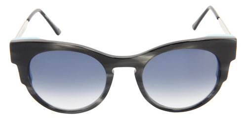 Thierry Lasry - Virginity Gray Oval Women Sunglasses - 52mm