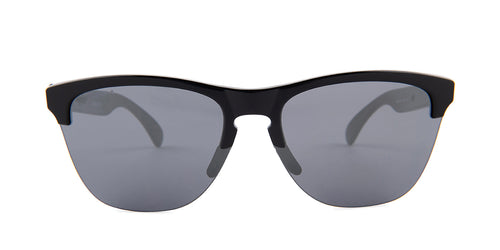Oakley Frogskins Black / Gray Lens Sunglasses