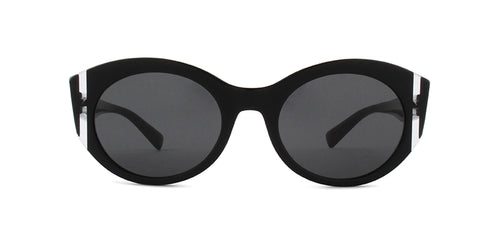 Valentino VA4039 Black / Smoke Lens Sunglasses