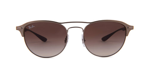 Ray-Ban RB3596 Gold / Brown Lens