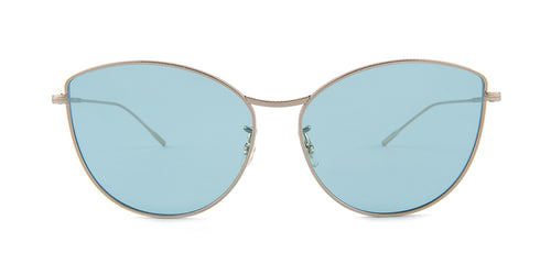 Oliver Peoples Rayette Blue / Blue Lens Sunglasses