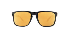 Oakley - Holbrook XL Black/Yellow Rectangular Men Polarized Sunglasses - 59mm