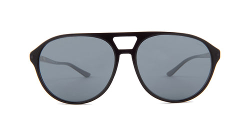 Starck - SH5013 Black Round Women Sunglasses - 57mm