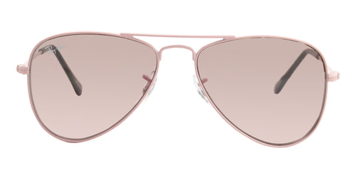 Ray Ban Jr - RJ9506S Pink Aviator Kids Sunglasses - 50mm