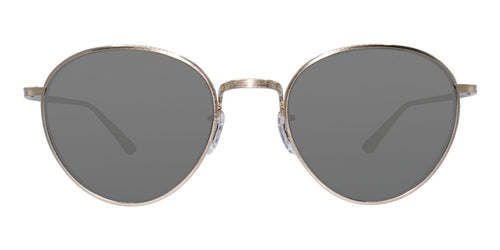Oliver Peoples Brownstone 2 Gold / Gray Lens Sunglasses