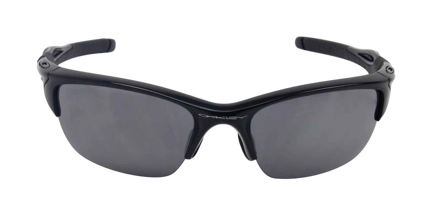 Oakley - OO9144 Black Rectangular Men Sunglasses - 62mm