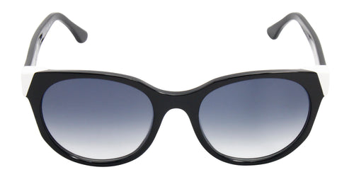 Thierry Lasry - Peroxxxy Black Oval Women Sunglasses - 57mm
