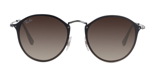 Ray Ban - RB3574N Gray/Brown Gradient Oval Unisex Sunglasses - 59mm