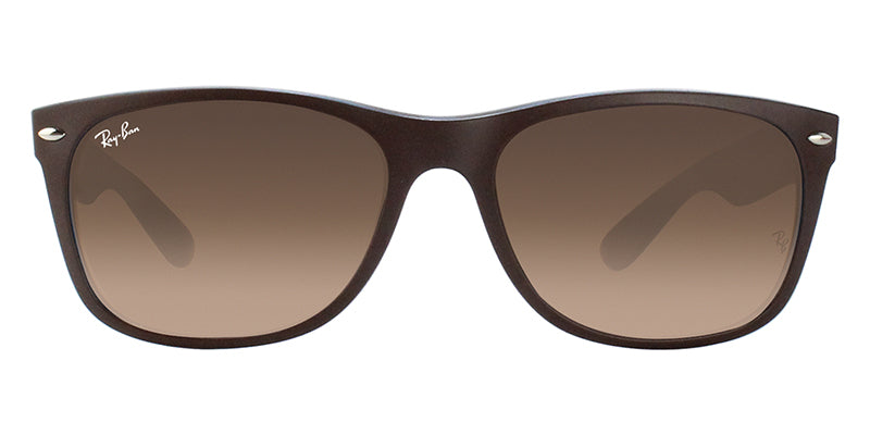 Ray Ban RB 2132 New Wayfarer Brown / Brown Lens Sunglasses - 58mm