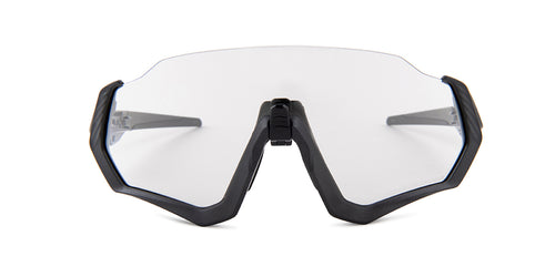Oakley OO9401-07 Gunmetal / Clear Lens Sunglasses