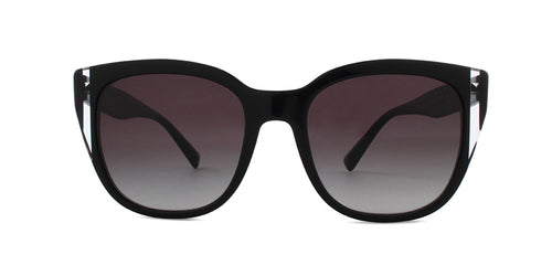 Valentino VA4040 Black / Gray Lens Sunglasses