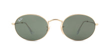 Ray-Ban RB3547 Gold / Green Lens Sunglasses