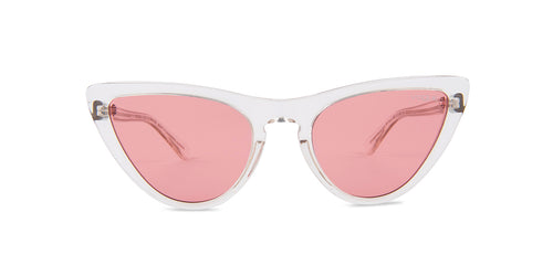 Vogue VO5211S Clear / Pink Lens Sunglasses