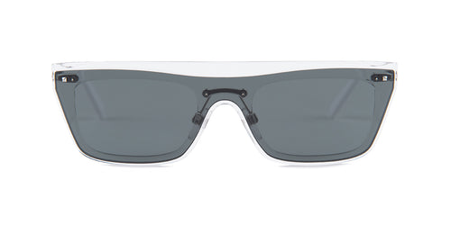 Valentino VA4016 Clear / Gray Lens Sunglasses