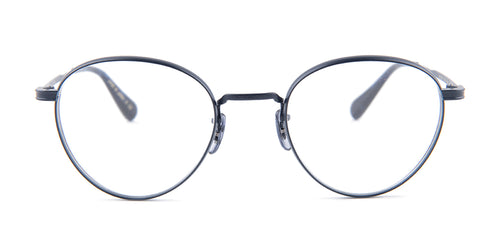 Oliver Peoples Watts Blue / Clear Lens Eyeglasses