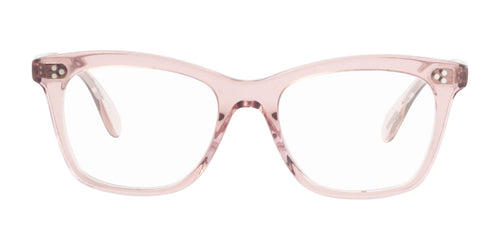 Oliver Peoples Penney Pink / Clear Lens Eyeglasses