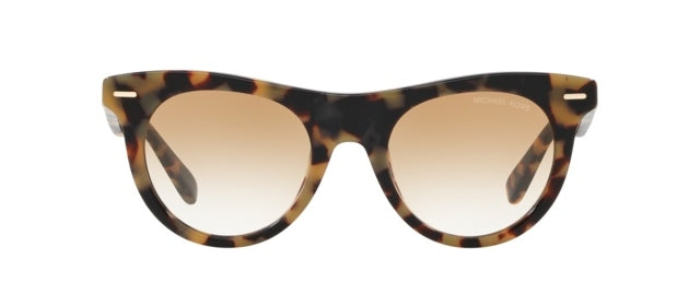 Michael Kors MK 2074F Tortoise / Brown Lens Sunglasses