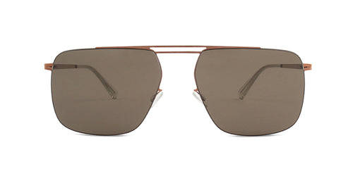 Mykita Raidon Copper / Green Lens Eyeglasses