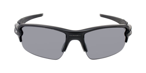 Oakley - OO9295 Black Semi-Rimless Men Sunglasses - 59mm