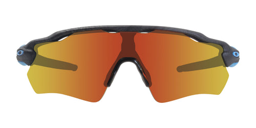 Oakley Radar Ev Path Gray / Red Lens Mirror Sunglasses