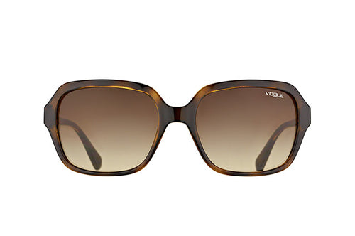 Vogue VO 2994-SB Havana / Brown Lens Sunglasses