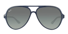 Ray Ban - CATS 5000 Blue/Green Gradient Aviator Unisex Sunglasses - 59mm