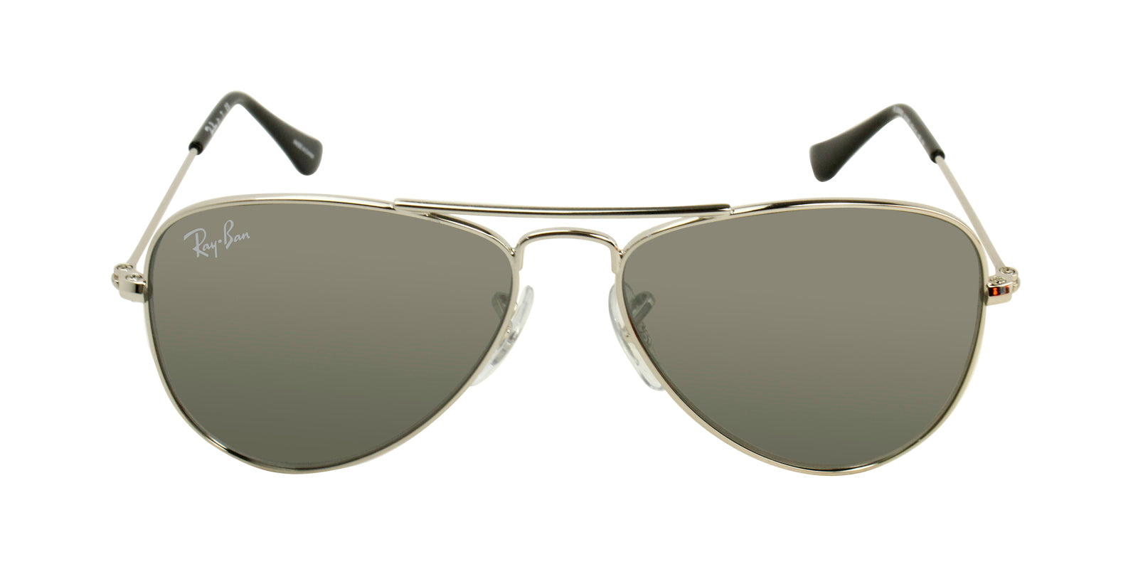 Ray Ban Jr - RJ9506S Silver Aviator Kids Sunglasses - 50mm