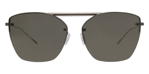 Oliver Peoples Ziane Gold / Beige Lens Mirror Sunglasses