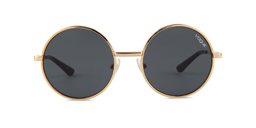 d5b83e8f99c Vogue VO4085S Gold   Gray Lens Sunglasses