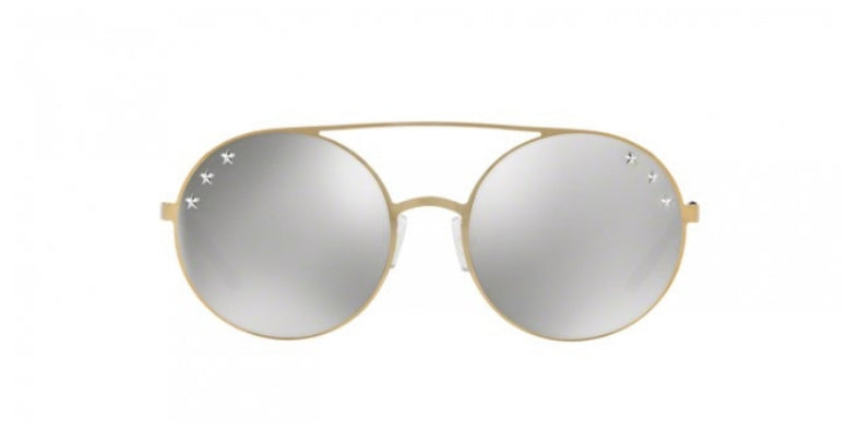 Michael Kors Cabo Gold / Gray Lens Sunglasses