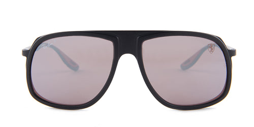 Ray Ban - RB4308M  Black Square Men Sunglasses - 58mm