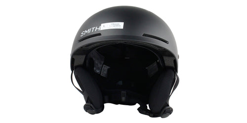 Smith Pivot Matte Black Helmet Large 59-63 cm