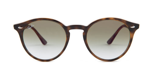 Ray-Ban RB 2180 Havana / Green Lens Mirror