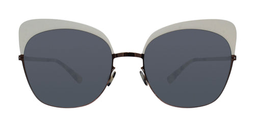 Mykita - Anneli Copper/Gray Butterfly Women Sunglasses - 56mm