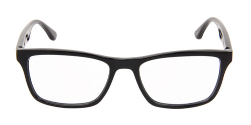 Ray Ban Rx - RX5279 Black Rectangular Men Eyeglasses - 55mm