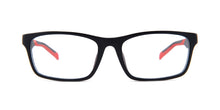 Tagheuer TH0555 Black / Clear Lens Eyeglasses