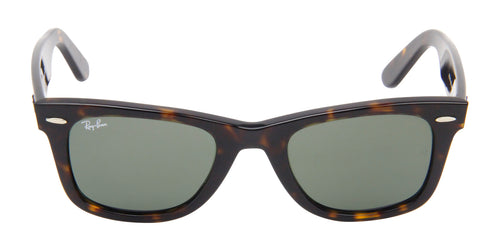 Ray Ban - RB2140 Tortoise Wayfarer Unisex Sunglasses - 50mm