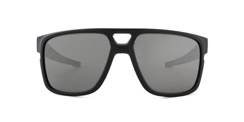 Oakley OO9382-25 Black / Gray Lens Mirror Sunglasses