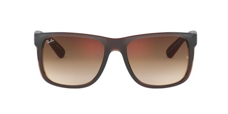 1756bbaab5 ZOOM. Ray Ban Justin Brown   Brown Lens Gradient Polarized Sunglasses