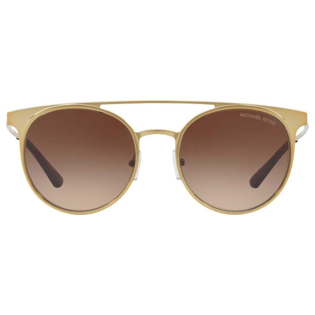 Michael Kors MK 1030 Gold / Brown Lens Sunglasses