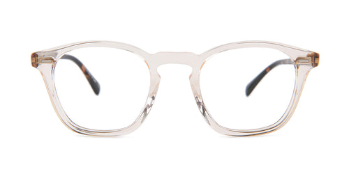 Oliver Peoples Elerson Buff / Clear Lens Eyeglasses