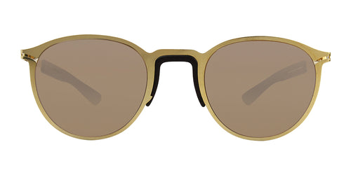 Ray Ban - RB3549 Gold Aviator Men Sunglasses - 61mm