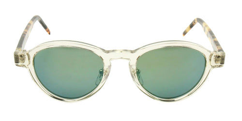 Retrosuperfuture - Versilia Clear Oval Women Sunglasses - 48mm