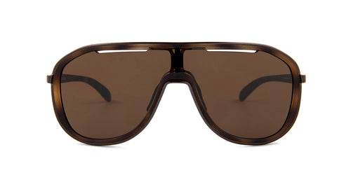79848f51df4 Oakley Outpace Brown   Brown Lens Sunglasses