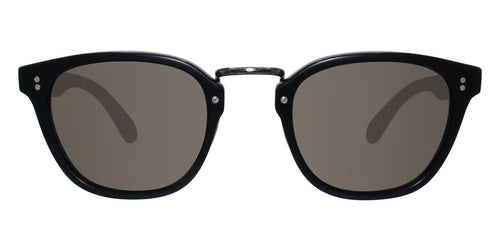 Oliver Peoples Lerner Tortoise Black / Gray Lens Sunglasses