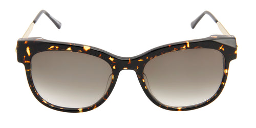 Thierry Lasry - Lippy Tortoise Oval Women Sunglasses - 56mm