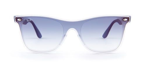 Ray Ban - RB4440-N Blue Shield Unisex Sunglasses - mm