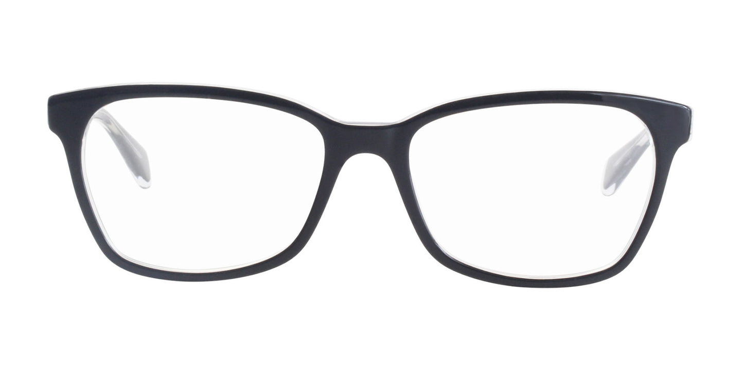 Ray Ban Rx - RX5362 Black Rectangular Unisex Eyeglasses - 54mm