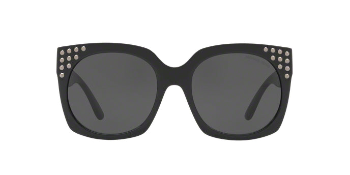 Michael Kors MK 2067 Black / Dark Gray Lens Sunglasses