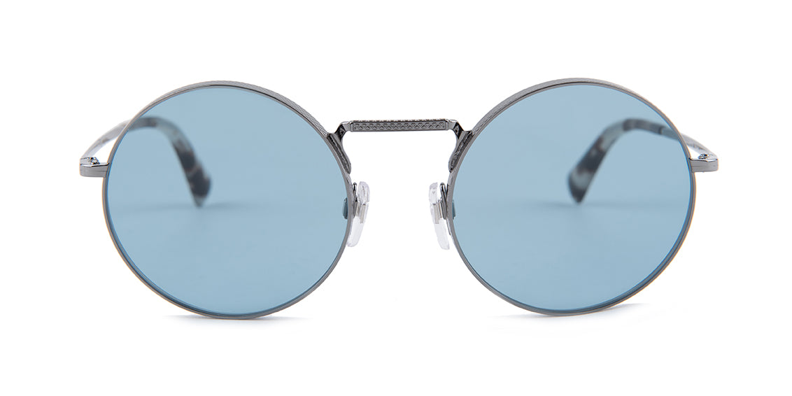 Valentino - VA2024 Gunmetal  Women Sunglasses - 51mm